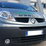 marquage vehicules utilitaires orleans