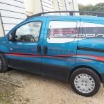 habillage Peugeot Bipper Tepee